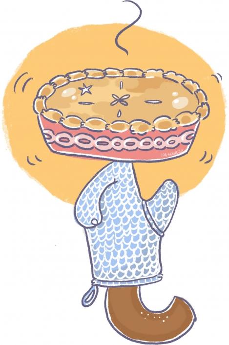 Pie | By Ida Henrich