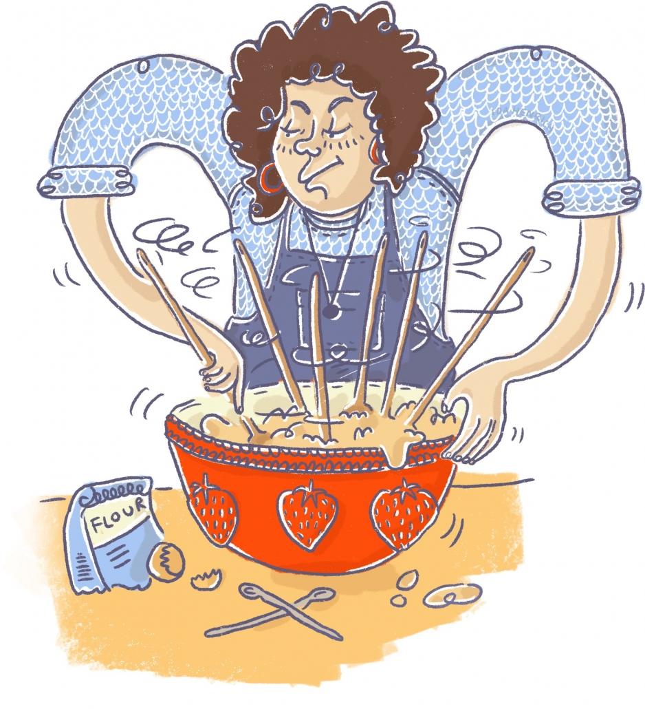 Home baker | By Ida Henrich